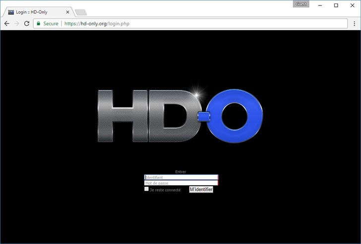 HD-Only torrent tracker